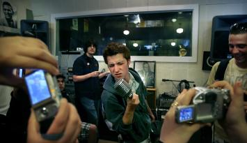 Sun Studios. Photo Credit: Commercial Appeal