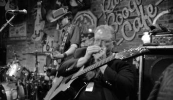Great live music on Beale Street every night of the week. Photo by Andrea Zucker.